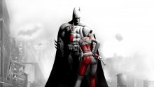 Download Arkham City PS Vita Wallpaper