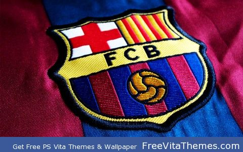 Barcelona PS Vita Wallpaper