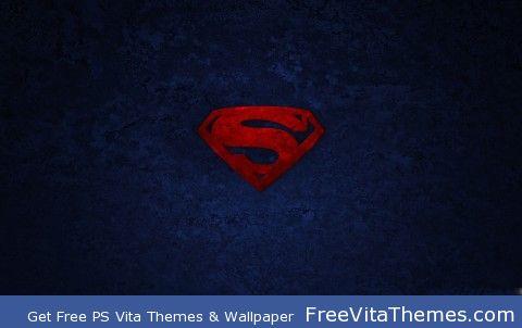 Superman PS Vita Wallpaper
