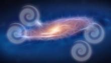 Download Milky Way PS Vita Wallpaper