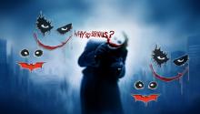 Download Why So Serious? PS Vita Wallpaper