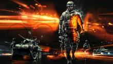 Download Battlefield 3 PS Vita Wallpaper