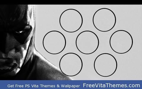 Another Batman Theme PS Vita Wallpaper
