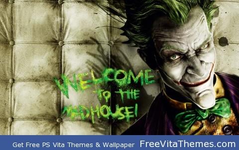 Joker PS Vita Wallpaper