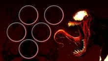 Download Venom PS Vita Wallpaper