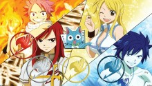 Download Fairy Tail PS Vita Wallpaper