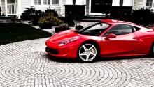 Download Ferrari PS Vita Wallpaper