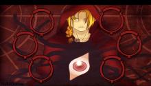 Download Full Metal Gate Eye PS Vita Wallpaper