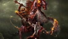 Download God Of  War 3 PS Vita Wallpaper