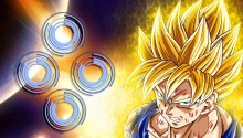 Download Super Saiyan Goku PS Vita Wallpaper