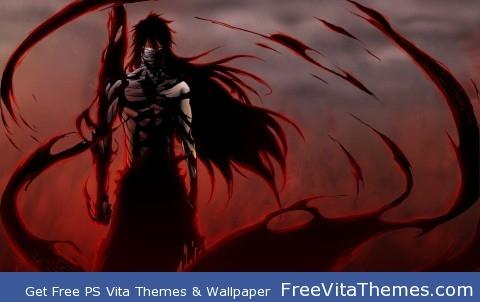 Ichigo Final Getsuga Tenshou PS Vita Wallpaper