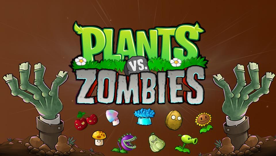 Plants Vs Zombies PS Vita Wallpaper
