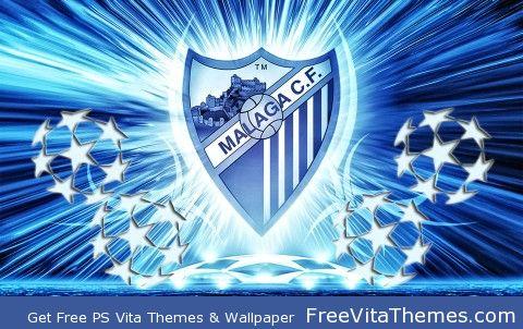 Malaga FC PS Vita Wallpaper