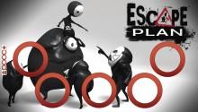Download Escape Plan PS Vita Wallpaper