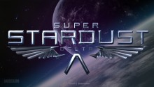 Download Super Stardust Delta PS Vita Wallpaper