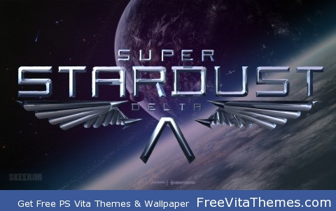 Super Stardust Delta PS Vita Wallpaper