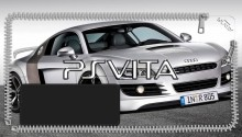 Download Audi Lockscreen PS Vita Wallpaper