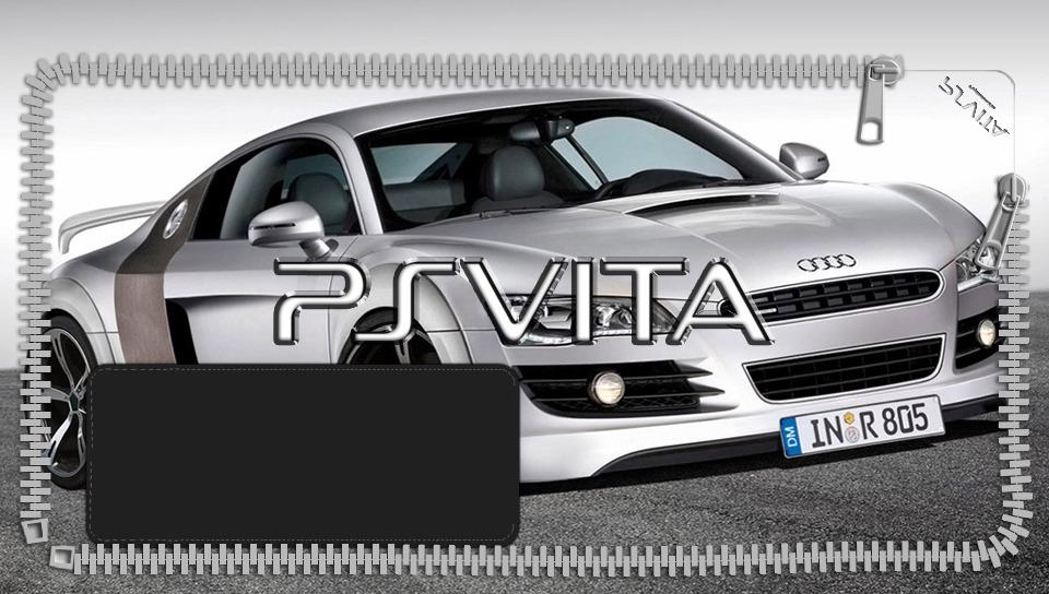 PS Vita Lock Screen
