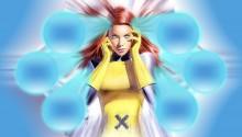 Download X-Men Jean Grey PS Vita Wallpaper