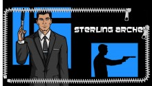 Download archer zip PS Vita Wallpaper