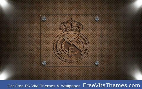 Real Madrid PS Vita Wallpaper