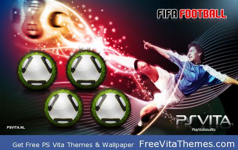 Fifa Football PS Vita Wallpaper
