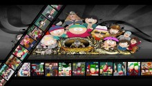 Download South Parks Great Times PS Vita Wallpaper