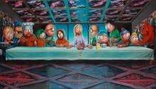 Download South Park Last Supper PS Vita Wallpaper