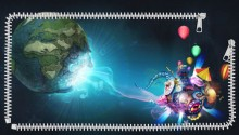 Download LBP 1 ZIP PS Vita Wallpaper