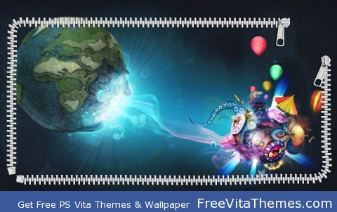 LBP 1 ZIP PS Vita Wallpaper