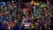 Download ulitmate marvel vs capcom 3 zip PS Vita Wallpaper