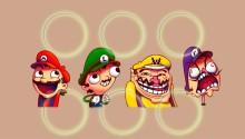 Download Super Mario Bros PS Vita Wallpaper