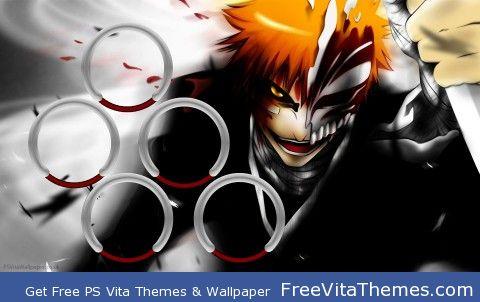 Bleach PS Vita Wallpaper