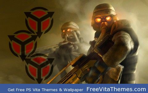 Killzone PS Vita Wallpaper
