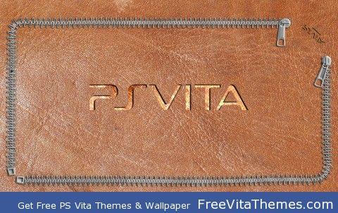Lockscreen Cartera Purse PS Vita Wallpaper
