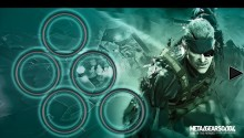 Download Metal Gear Solid 4 PS Vita Wallpaper