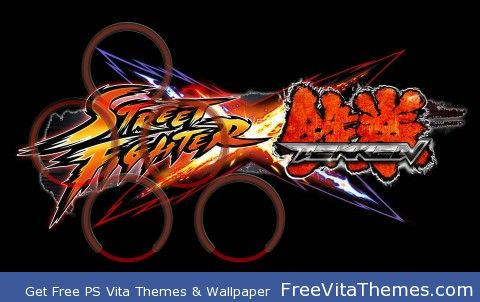 Street Fighter X Tekken PS Vita Wallpaper