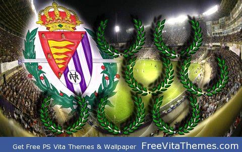 Real Valladolid PS Vita Wallpaper