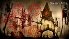 Download Silent Hill PS Vita Wallpaper