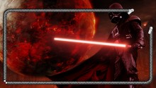 Download darth vader zip PS Vita Wallpaper