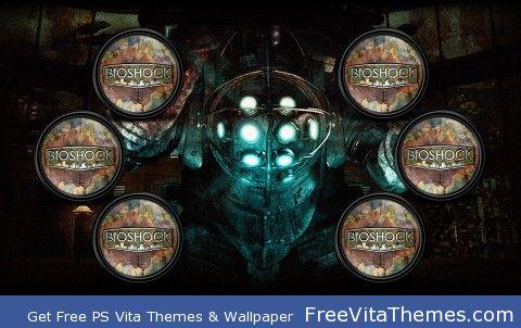 Bioshock PS Vita Wallpaper
