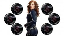 Download Black Widow PS Vita Wallpaper