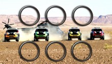 Download Dakar PS Vita Wallpaper