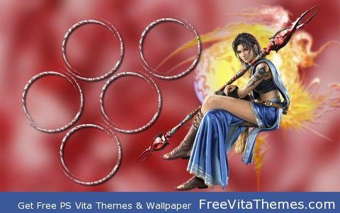 Final Fantasy XIII PS Vita Wallpaper