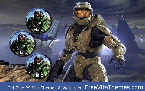 Halo PS Vita Wallpaper