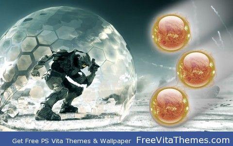 Halo 3 PS Vita Wallpaper