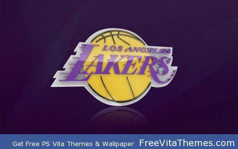 LA Lakers PS Vita Wallpaper