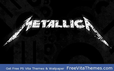 Metallica PS Vita Wallpaper