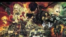 Download Metal Gear Solid 3 Snake Eater official Artwork PS Vita Wallpaper