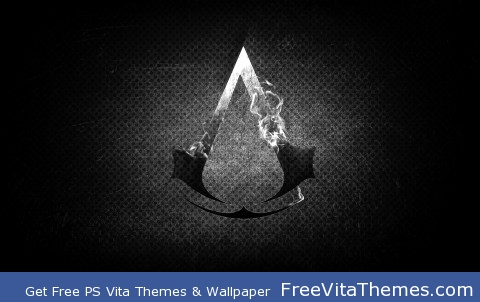 Assassins Creed Logo PS Vita Wallpaper